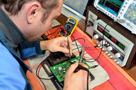 Elektronik-Diagnose beim Profi