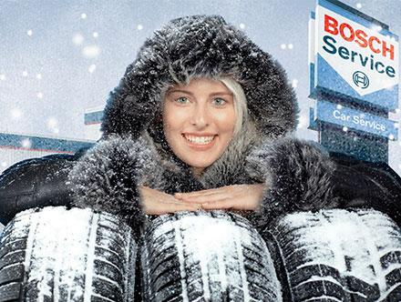 Winterreifen vom Boschcarservice Paderborn!