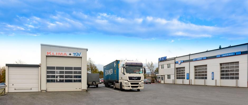 Bosch Car Service – KFZ Werkstatt in Paderborn für PKW & LKW