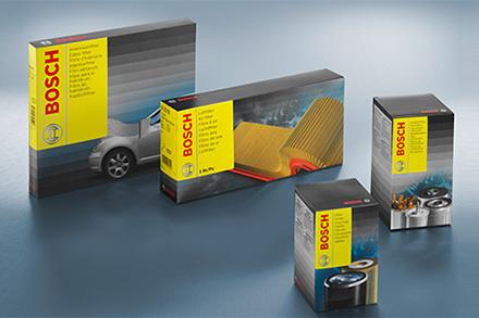 Innenraumfilter von Bosch